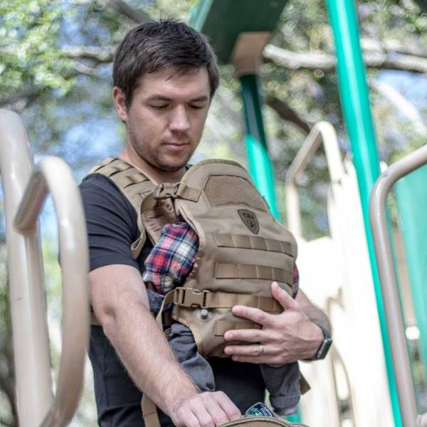 Airsoft magazine tactical baby gear call of for Daddy carrier