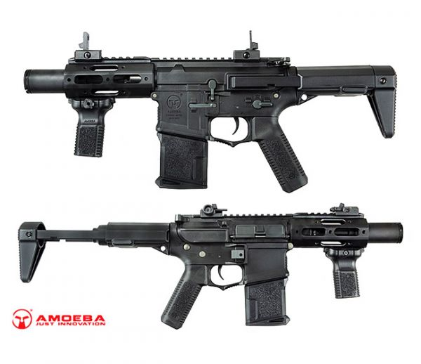 airsoft magazine que pensez vous du ccr amoeba. Black Bedroom Furniture Sets. Home Design Ideas